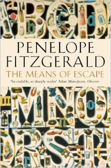 The Means of Escape Penelope Fitzgerald 519CFN92NAL._SY344_BO1,204,203,200_