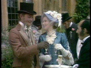 A scene from the BBC Pallisers series.