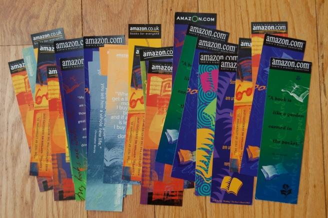 Amazon bookmarks 3321163964_7f29a808ff_b