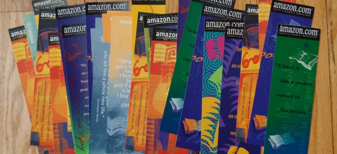 Amazon bookmarks 3321163964_7f29a808ff_b