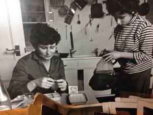 Doris Lessing and Jenny Diski