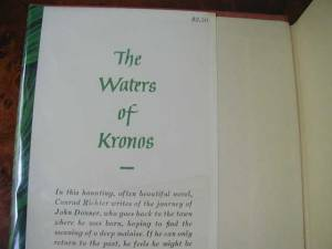 conrad richter 03TheWatersOfKronos