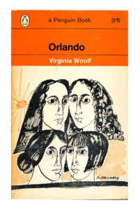 Woolf penguin Orlando+cover