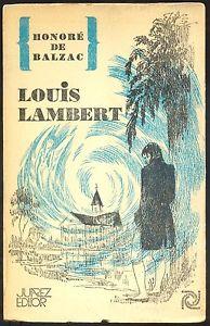Balzac Louis Lambert $_35