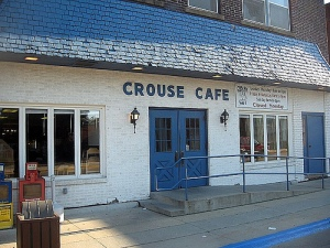 Crouse Cafe, Indianola