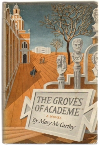 groves of academe mccarthy cool cover 12316