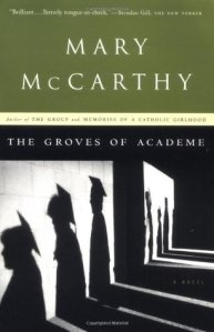 groves of academe paperback mccarthy 80059