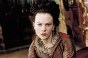 "The beautiful Nicole Kidman as Isabel Archer in Jane Campion's film ""The Portrait of a Lady."""