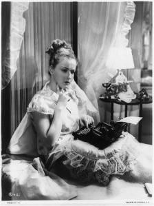 woman writing typing+woman
