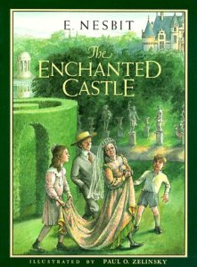 e. nesbit the enchanted-castle