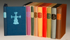 Thomas Hardy set, Folio Society