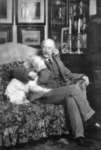 Thomas Hardy, the poet our grandfathers read, according to James Dickey