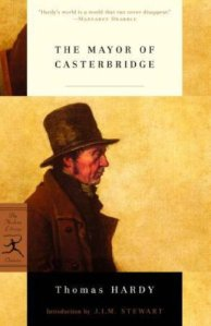 mayor of casterbridge hardy modern library 41xSvd8PH3L