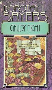 sayers old paperback gaudy_night