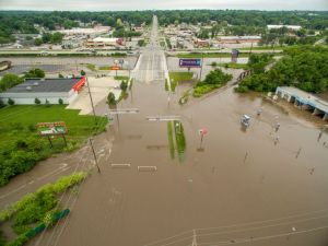 Flood 2015, Central Iowa