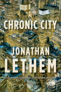 Jonathan Lethem chronic_city
