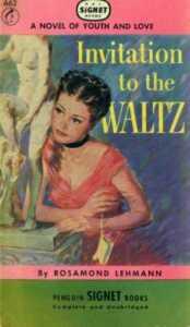 Lehmann Invitation to the Waltz Signet 663-1
