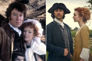 The original Poldark and the new Poldark