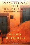 mary morris nothing to declare 5179G9elPbL._SX331_BO1,204,203,200_