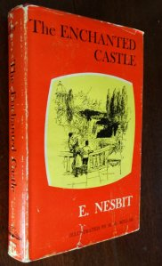The Enchanted Castle e. nesbit il_570xN.769748903_qjtq