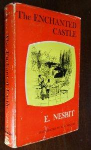 The Enchanted Castle e. nesbit il_570xN.769748903_qjtq