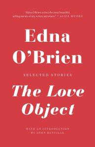 Edna O'Brien The Love Object 71MdmZSzh8L