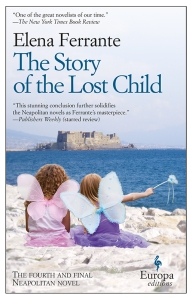 Elena Ferrante's The Story of the Lost Child Cover3