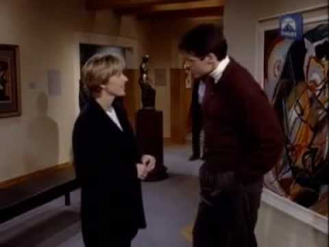 Ellen has to prep for her dates with the brilliant British guy she meets at a Kandinsky