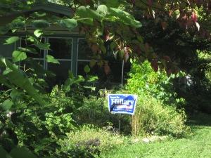 The Hillary house.