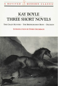 Kay Boyle Three_Short_Novels