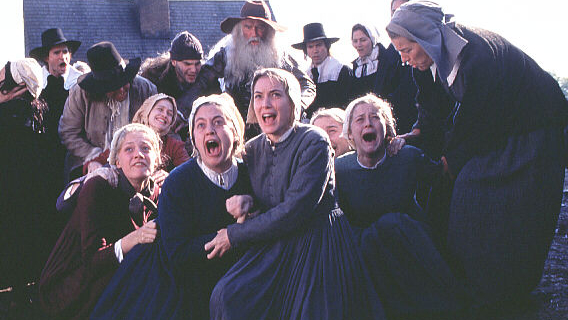 The Crucible (1996) movie