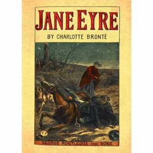 Jane Eyre card British library L_ISBN_5052849613496