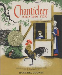Barbara Cooney 1959_Chanticleer_and_the_Fox