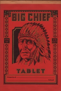 Big Chief Tablet 2578148312_155ff5161a