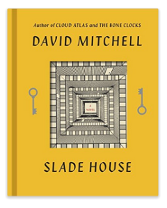 David Mitchell slade_house