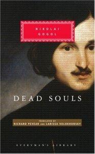 dead souls gogol everyman 19108
