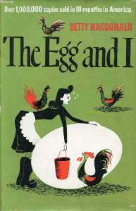 Egg and I Betty Macdonald RO60065818