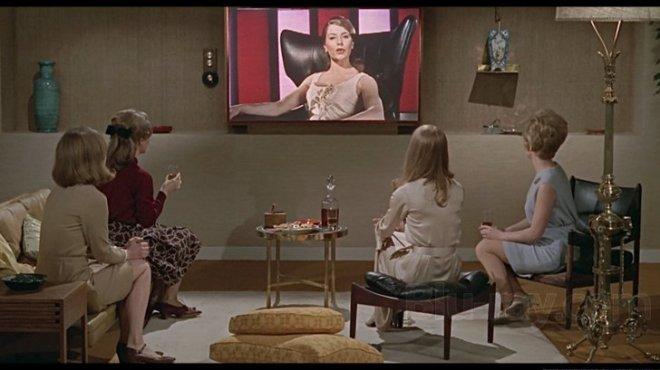 "Truffaut's film, ""Fahrenheit 451"""