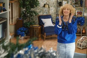 Bev (Wendi McClenden-Covery) onf The Goldbergs""