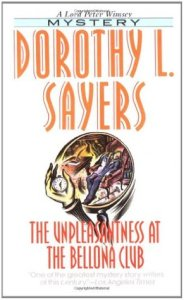 the unpleasantness at the bellona club sayers 192887