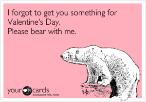 forgot valentine's bear 1297507894897_4033155