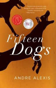 Fifteen Dogs Alexis 23129923