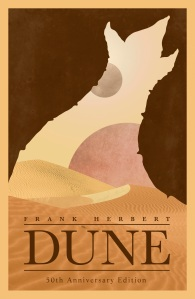 frank herbert 50th anniversary dune-cover