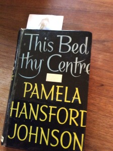 This Bed thy Centre Pamela Hansford Johnson image