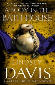 lindsey davis body in the bathhouse 9780099515180