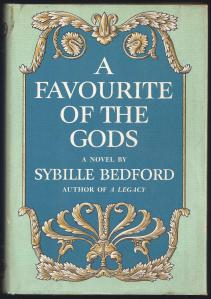 a favourite of the gods sybille bedford old copy 14074755425