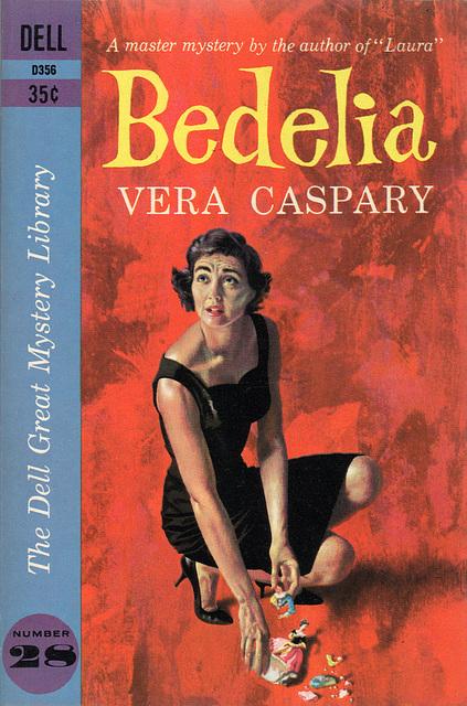 Bedelia paperback vera caspary old 32262239.57223fc3.640
