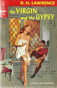 438 D H Lawrence The Virgin and the Gypsy Berkley 1