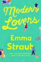 emma straub Modern Lovers cover