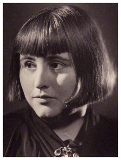 NPG x2396; Margery Louise Allingham by Howard Coster